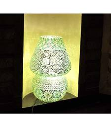 Lal Haveli Mosaic Glass Indoor Lighting lamps Bases & Shades Floor lamp 24 x 17 Inch