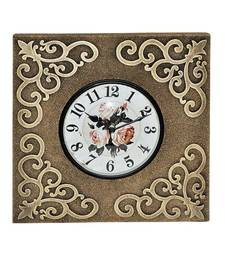 Lal Haveli Wooden Antique Design Handicraft Wall clocks Decors