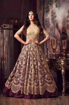 624061652885b Women Designer Party Wear Salwar Kameez Suits Online collection ...
