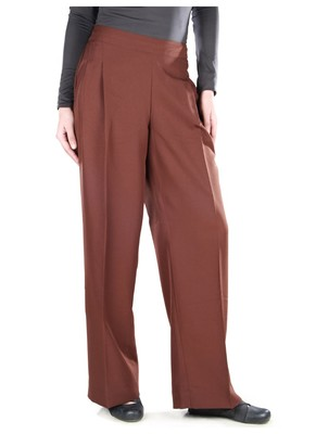 MyBatua Samihah Brown Islamic Pants