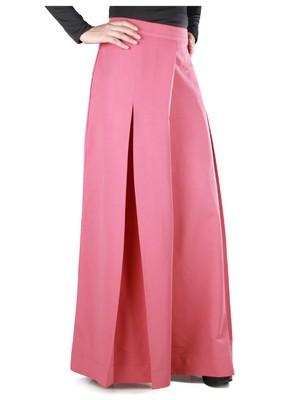 MyBatua Walaa Dutsy Pink Palazzo Islamic Pants