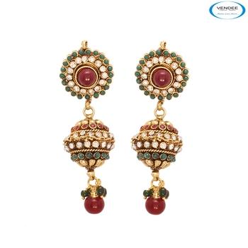 Vendee Fashion Beautiful Earrings Jewelr