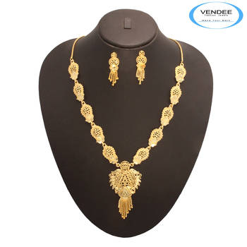 Vendee Fashion Marvelous 1 gm Gold Plate