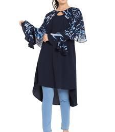 Blue Plain Nida Islamic Tunics