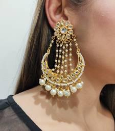 Seher Kundan Jhoomar Earrings