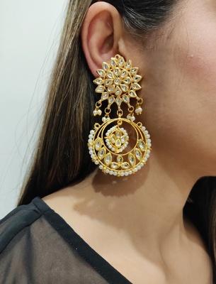 Sana Kundan Earrings
