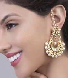 Siya Kundan Earrings