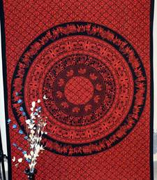 Indian Twin Tapestry Wall Hanging Hippie Bedspread Gypsy Blanket Wall D  cor Art