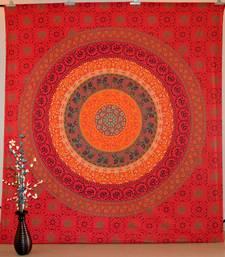 Mandala Indian Queen Tapestry Wall Hanging Hippie Bedspread Ethnic Decor Blanket