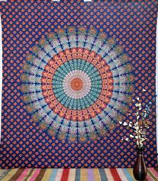 Mandala Indian Queen Wall Tapestry Throw Tapestries Hippie Wall Hanging Bed Cover Art