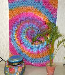 Mandala Ombre Tapestry Wall Tapestry Bohemian Tapestries Wall Blanket Wall Art Wall Beach Tapestry Twin