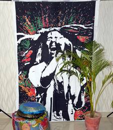 Bob Marley Tapestry Wall Hanging Wall Tapestry Multi Color Tapestry Mandala Bohemian Tapestries for Bedroom Dorm Twin
