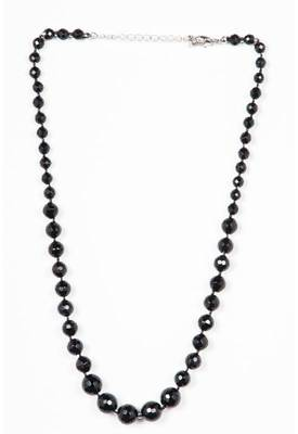 Just Women - Genuine Black Onyx Necklace for the Gorgeous Woman