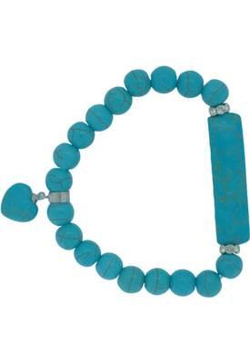 Piebee - Genuine Turquoise Bracelet