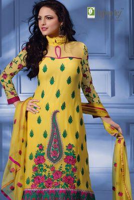 Singham Dress material  452