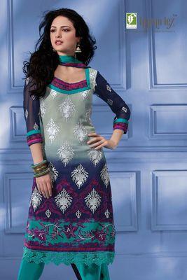 Singham Dress material  466