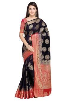 9c76c8b8f3 Kanchipuram Silk Sarees, Pattu Sarees, Indian Kanjeevaram Sari Online