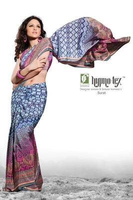 Digital Prited Saree 67