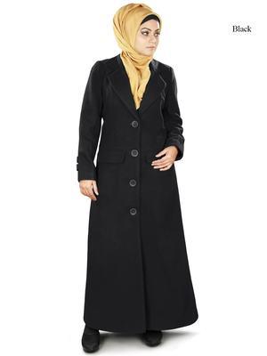 MyBatua Karida Long Abaya Coat