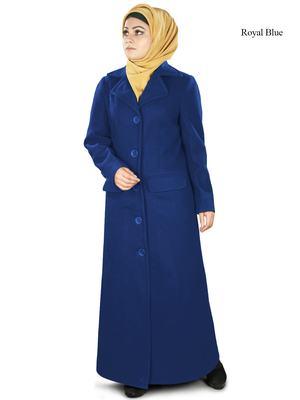 MyBatua Jaseena Long Abaya Coat
