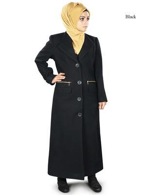 MyBatua Wadiah Long Abaya Coat