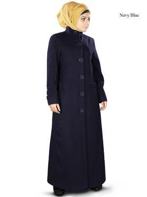MyBatua Safiyya Long Abaya Coat