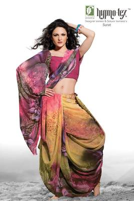 Digital Prited Saree 72