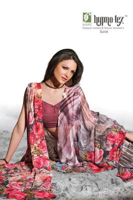 Digital Prited Saree 76