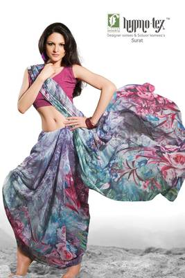 Digital Prited Saree 81