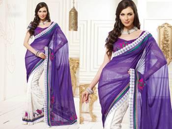 Zing Designer Sari 1201