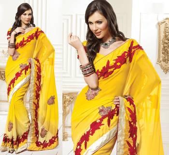 Zing Designer Sari 1203