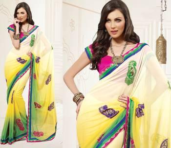 Zing Designer Sari 1207