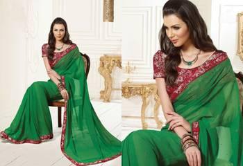 Zing Designer Sari 1212