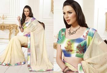 Zing Designer Sari 1213