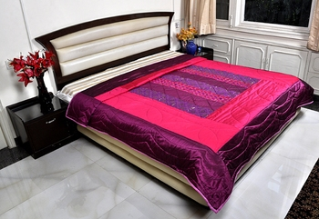 Rajai For Double Bed Jaipuri 108 X 90 Inches