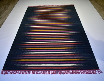 Traditional Multi Coloured Designer Rug For Gift Best Choice Decorative Rug