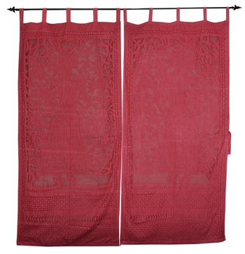 Door Panel Curtain Pair For Living Room