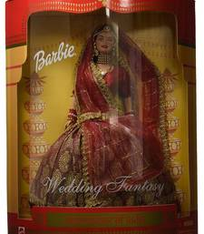 Barbie Doll Wedding Fantasy (Color & Design May Vary)