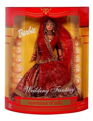 Barbie Doll Wedding Fantasy (Color & Design May Vary)