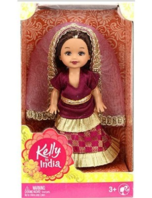 Barbie Kelly In India (Color and design May Vary)