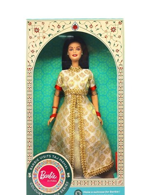 Barbie in India (Color & Design May Vary)