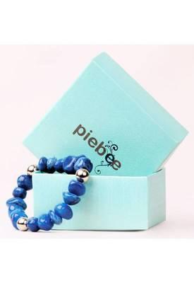 Piebee - Genuine Blue Jade Bracelet