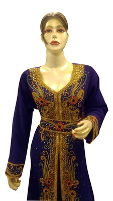 GANDURA DUBAI MOROCCAN ARABIC TRADITIONAL PARTY THOBE KAFTAN