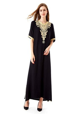 EID DUBAI KAFTAN DRESS MOROCCAN KAFTAN DRESS