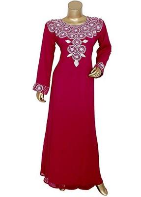 2018 RAMADAN EID MOROCCAN KAFTAN ISLAMIC MOROCCAN JALABIYA DRESS