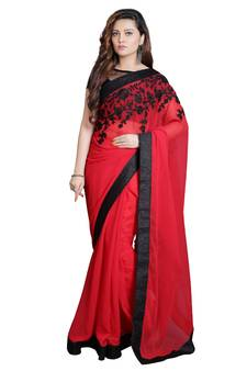d0a7645121a1 Party Wear Sarees, Buy Designers Party Half Sarees Online Prices