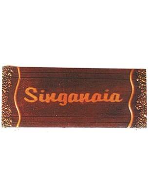 Karigaari India Wooden Name Plate I Customized Name Plate I Door Signs I Door Boards I Name Board for House