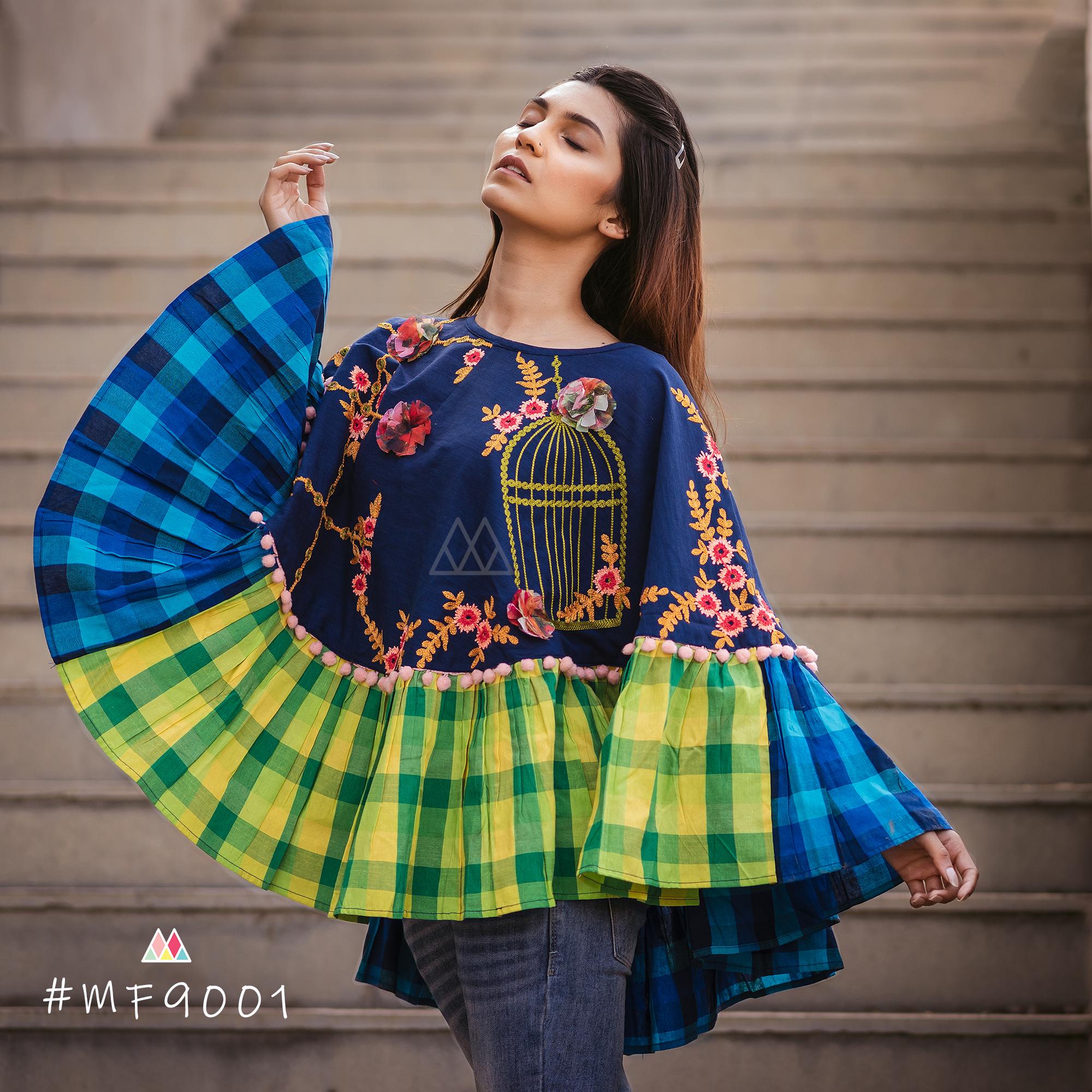 e938d94e1d2 Designer tops for girls