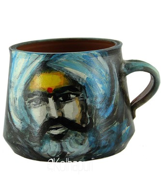Handmade Dhangar Face Terracotta Idols And Figurines/Home Decor/ Showpieces/Pots