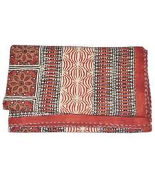 Kantha Quilt Queen Cotton Vintage Throw Blanket Multi Design Indian Handmade GDR0192